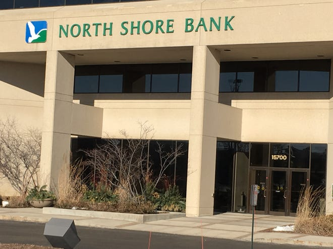 Brookfield-based North Shore Bank wants to open a new branch in Milwaukee.
