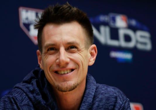 Ap Nlds Rockies Brewers Baseball