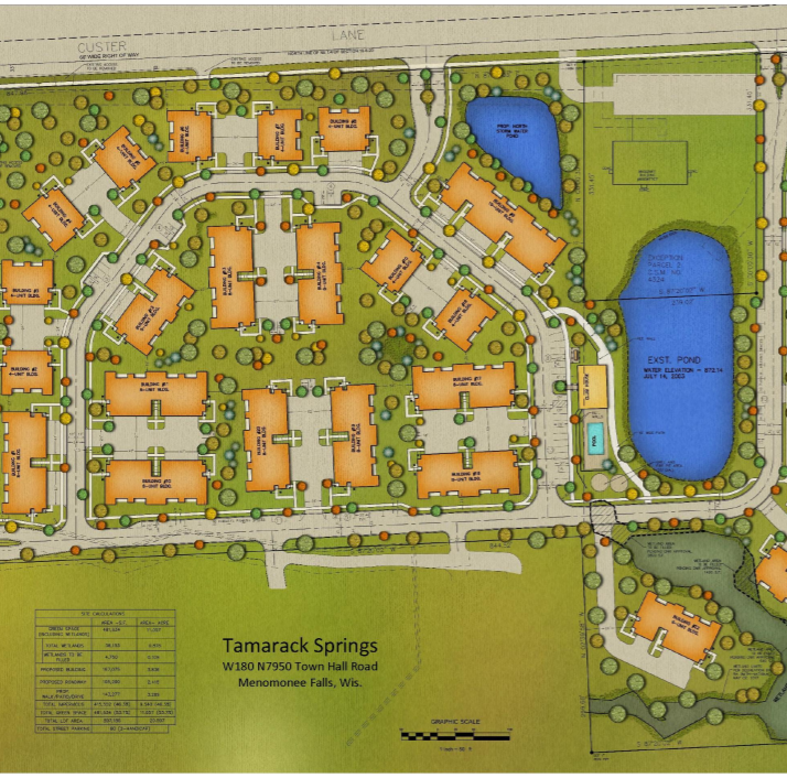 Public hearing set for proposed luxury apartments in Menomonee Falls