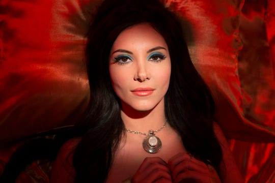 "A modern-day witch works her magic in ""The Love Witch."""