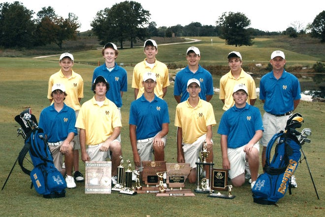 2007 Mountain Home Bomber golf team