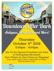 Downtown After Dark is Thursday in West Monroe.