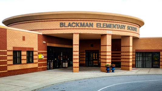 Blackman Elementary 1