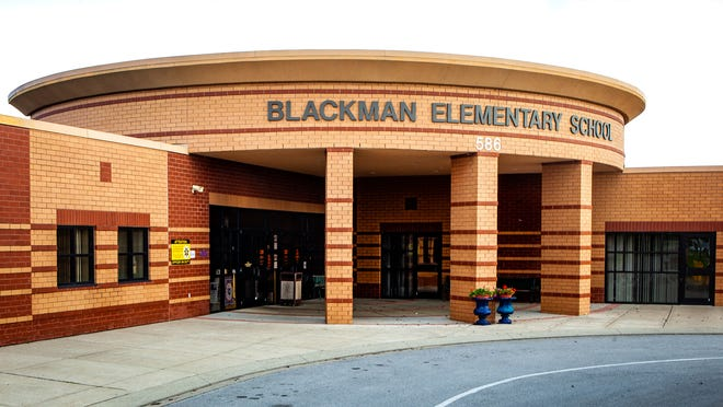 Blackman Elementary is a Rutherford County-operated school located in Murfreesboro.