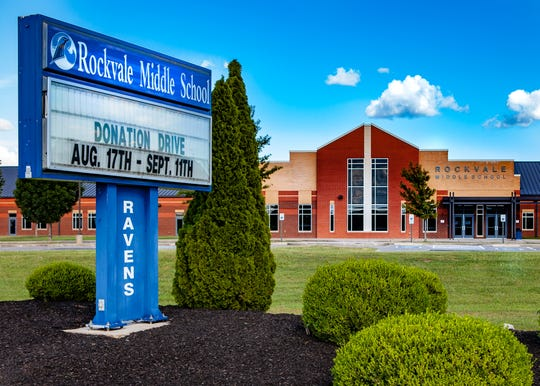 Rockvale Middle School is operated by Rutherford County Schools. It is located southwest of Murfreesboro.