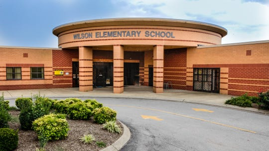 Wilson Elementary, located north of Murfreesboro, is operated by Rutherford County Schools