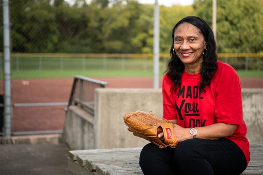 """""""I just have to scratch my head because this is like a fairy tale,"""" says Diana Collins, the mother of Boston Red Sox star Mookie Betts."""