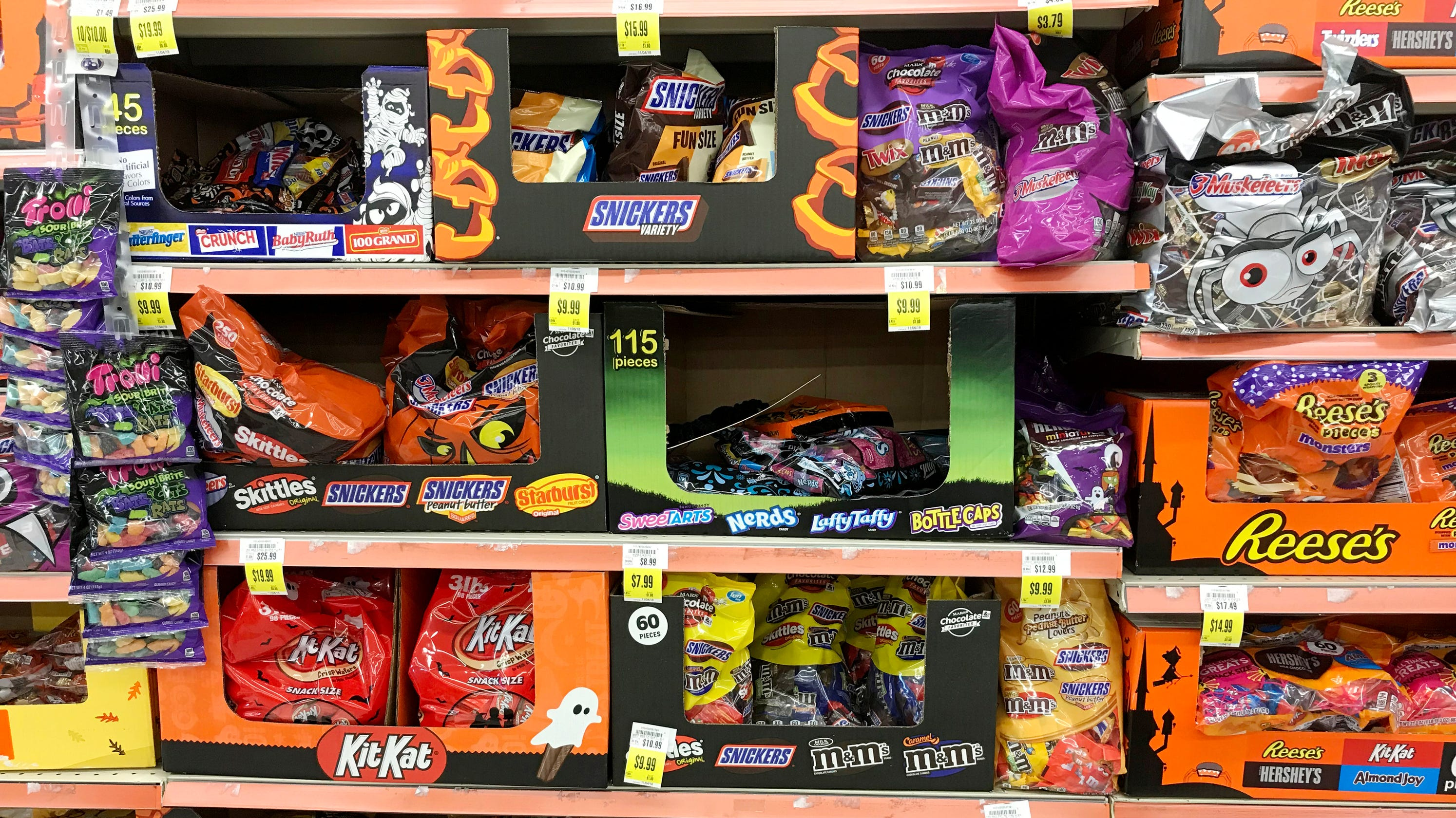 cheap halloween candy and costumes tips for saving on the holiday
