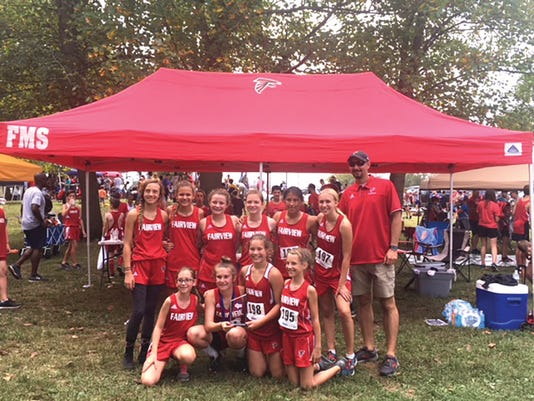 1009 11 Fms Xc Girls Sectional Pic