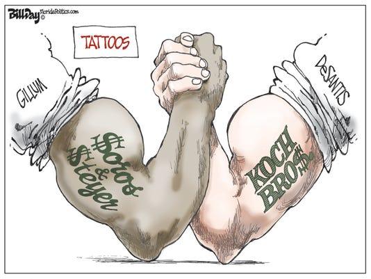 Tattooscartoon