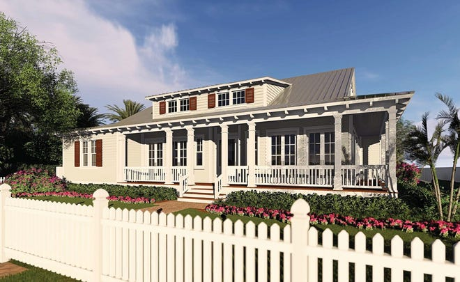 Seagate is continuing to expand its custom home design and construction and luxury home remodeling activity throughout Southwest Florida, including this custom home at Boca Grande on Gasparilla Island.
