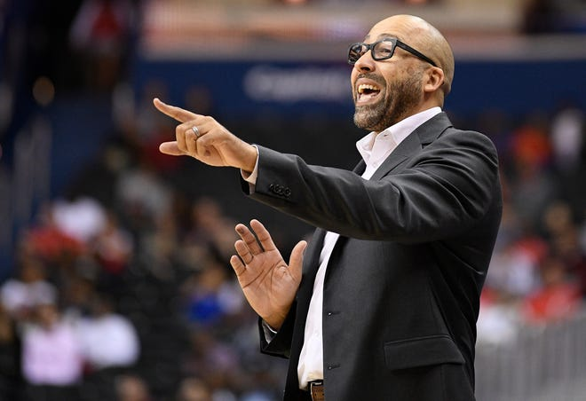 New York Knicks head coach David Fizdale is placing a heavy emphasis on becoming a good third-quarter team.