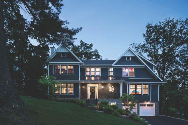 The Millburn home Ying Li designed for her family.