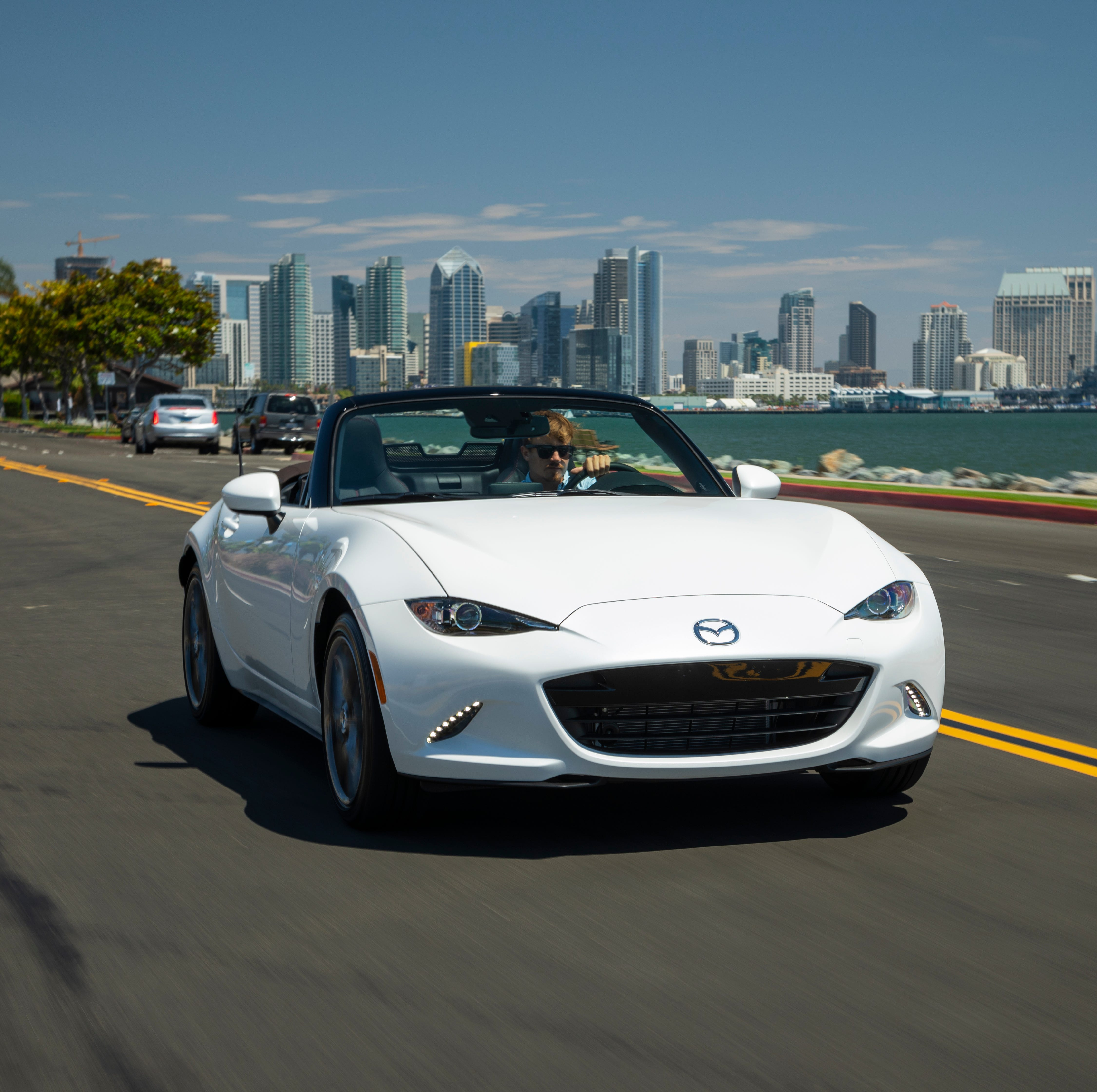 Mazda adds more power, tech to 2019 MX-5 RF