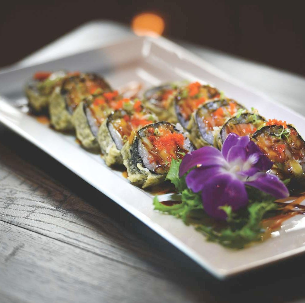 Restaurant review: Dozo Sushi & Asian Cuisine is the new spot on the Asian fusion scene