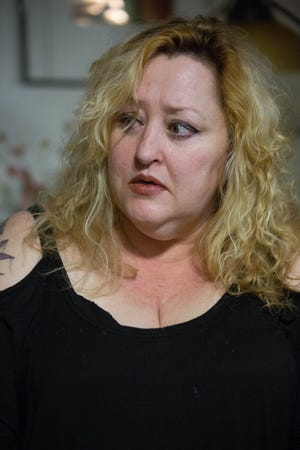Betty Jo McCowan-Lindsey talks about her experience when she suffered 28 facial fractures during an attack in her home. Lindsey is now part of a domestic survivors support group, helping herself and other women in the area with the trauma caused by a violent attack from a close family member or spouse.