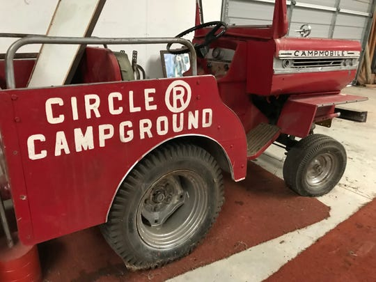 Randy Streblow's parents established Circle R Campground in 1967.