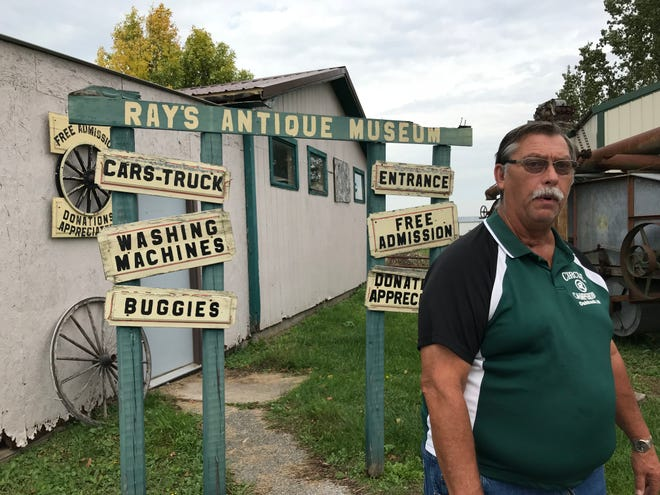 Owner Randy Streblow has worked at Circle R Campground since his parents established the business in 1967.