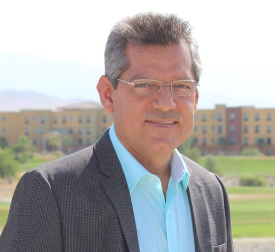Sergio Espericueta is running for the district four seat on the Cathedral City Council.