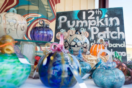 Pumpkin patch saturday sale first city art center.