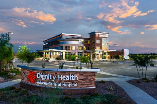 Dignity Health expands to meet the community's growing need.