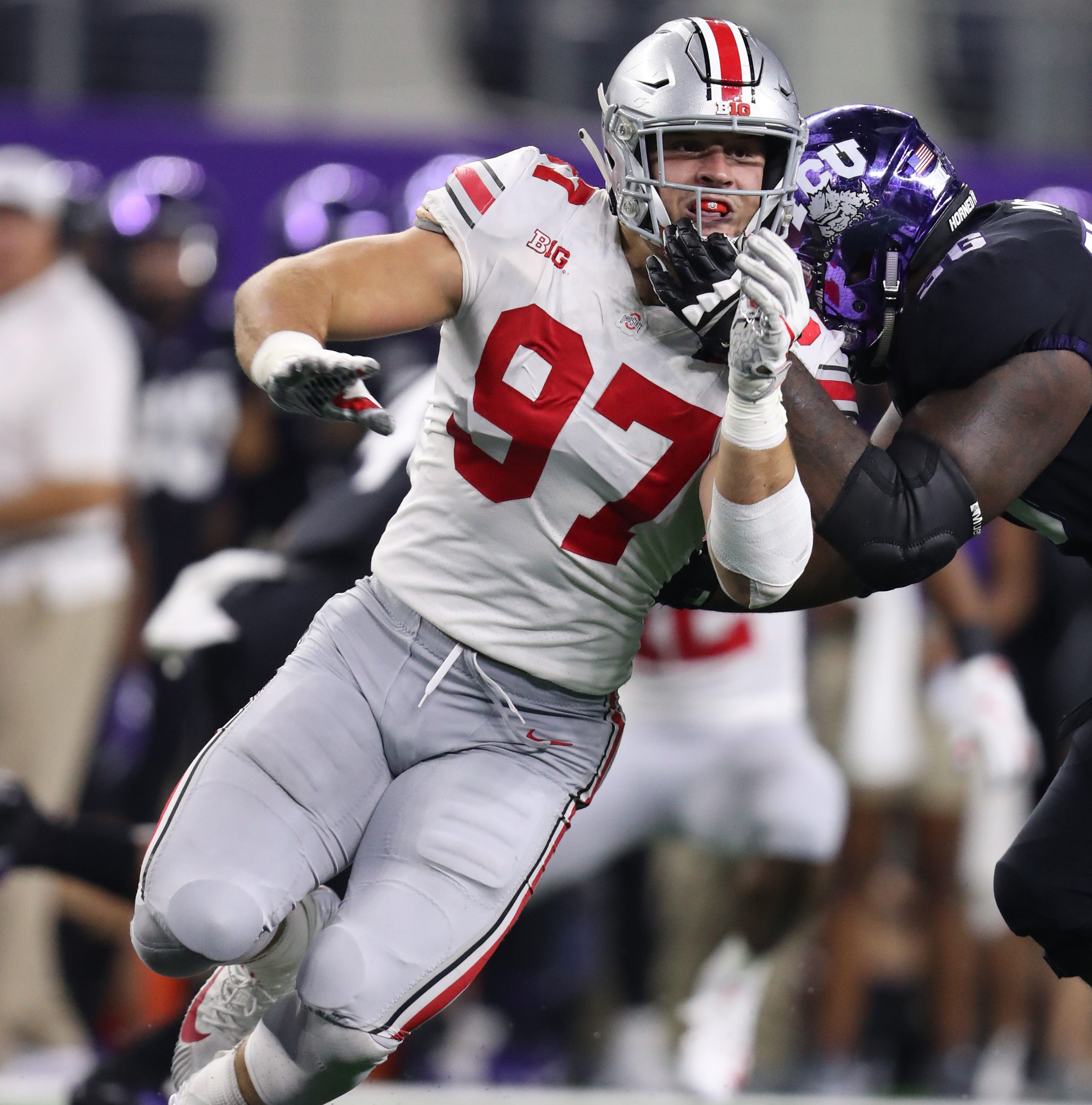 McCurdy: Ohio State's Nick Bosa did right thing for Nick Bosa
