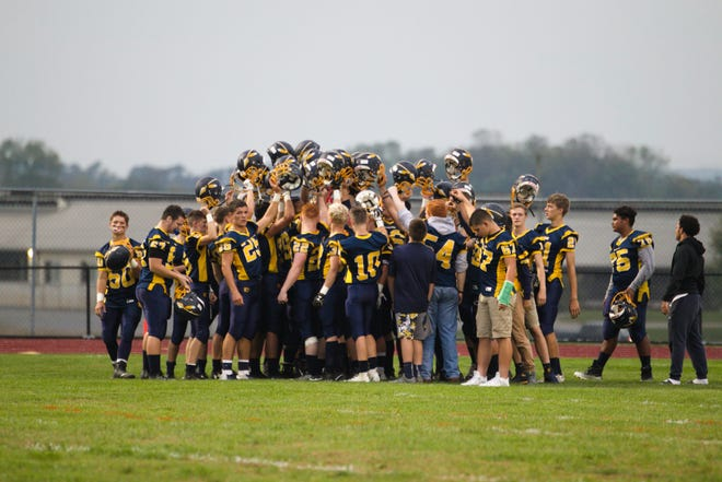 It's has been a team-first attitude that has helped the Elco football team to a surprising 5-1 start to the season.