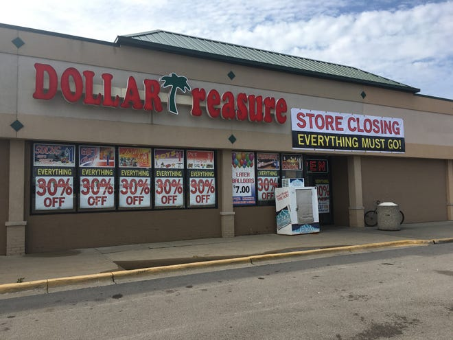 Dollar Treasure will leave its 24th street location by the end of the year, owner Frank Elias said.
