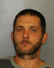 Robert Krause is facing felony charges after he allegedly took part in three armed robberies at at Mobil gas station in 2017.