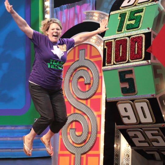 "A winning contestant on ""The Price is Right Live."""