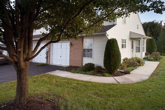 Guy Marsico's home in Susquehanna Township, Dauphin County.