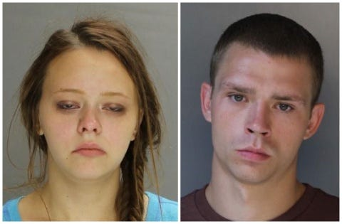 The separate homicide cases of both Candace M. Parrow, 23, and David M. Skalla, 24, were ordered to trial in Lancaster County.