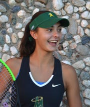 Tara Chilton won the past two Regional tennis titles