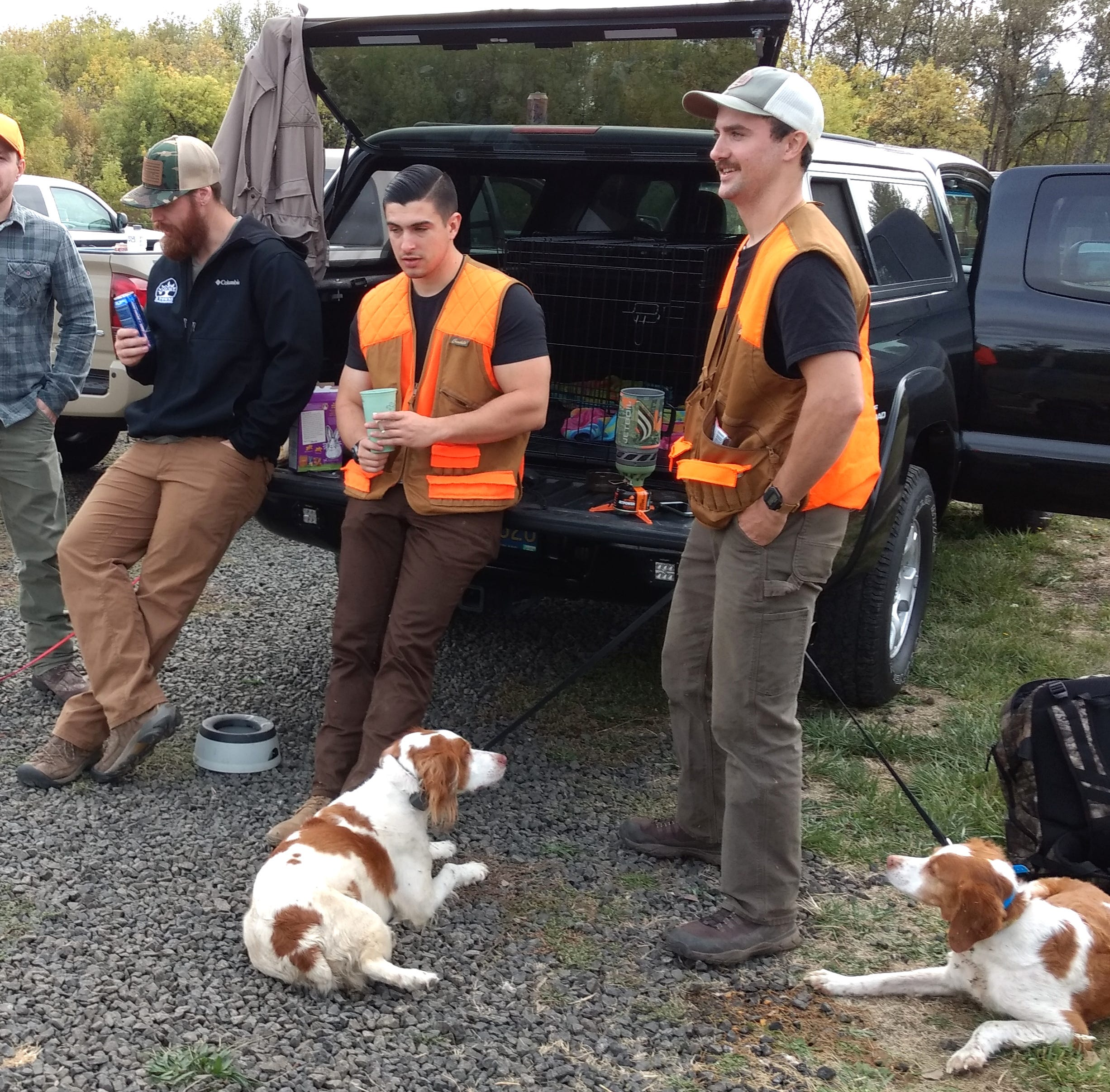 Miller: Tagging along with Bow and Arrow on the opening day of pheasant hunting