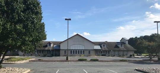 The Golden Corral Buffet, located on E. Naylor Mill Road in Salisbury, closed its doors at the end of September. Oct. 3, 2018.