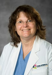Tess Searls, Pediatric mental health nurse practitioner, joined the Virginia Treatment Center for Children in 2003.