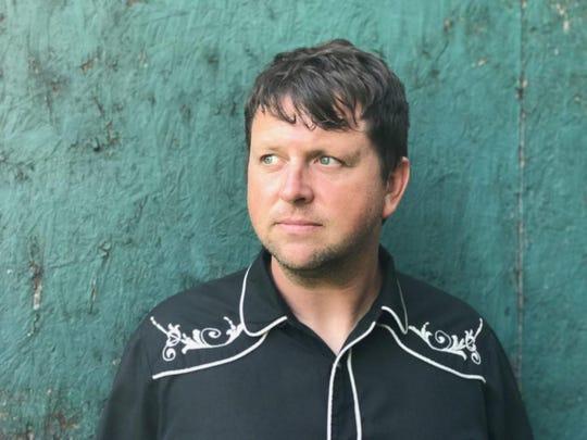 Alabama singer-songwriter Abe Patridge plays Wednesday at Blue Tavern.