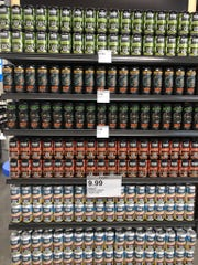 The new Publix GreenWise Market  opening Thursday at 625 W. Gaines Street will sell cans from Proof Brewing and Deep Brewing. They have also contracted Proof, Deep, GrassLands and Lake Tribe to brew a special beer that will only be available on tap at the Market.