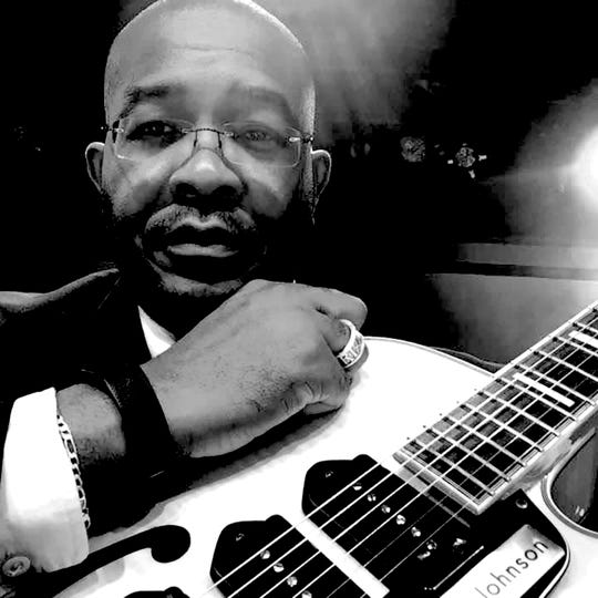 Jazz guitarist Joel Johnson plays Friday at Blue Tavern.