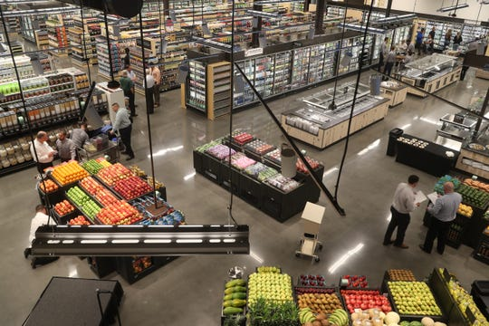 The brand new GreenWise Market by Publix held a preview event Wednesday, Oct. 3, 2018 in the CollegeTown area of Tallahassee, Fla.