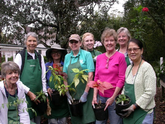 Goodwood Museum and Gardens volunteers offer hundreds of plants to local gardeners at their annual fall sale Saturday, Oct. 13.
