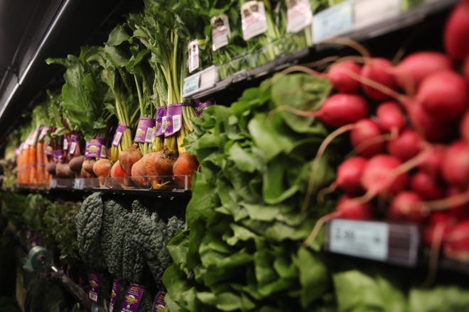 Elder Care Services will deliver fresh produce to eligible clients.