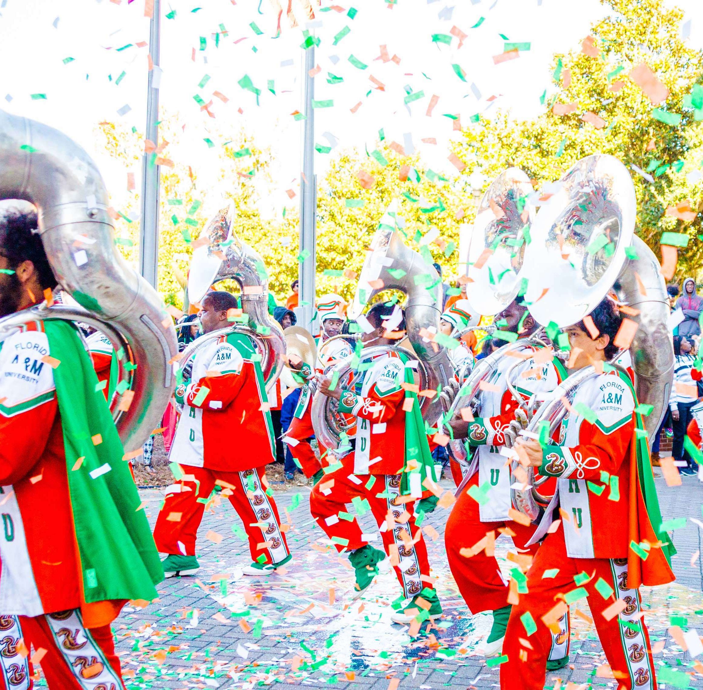 A complete guide to FAMU's Homecoming festivities – Parade, football, and lots of music