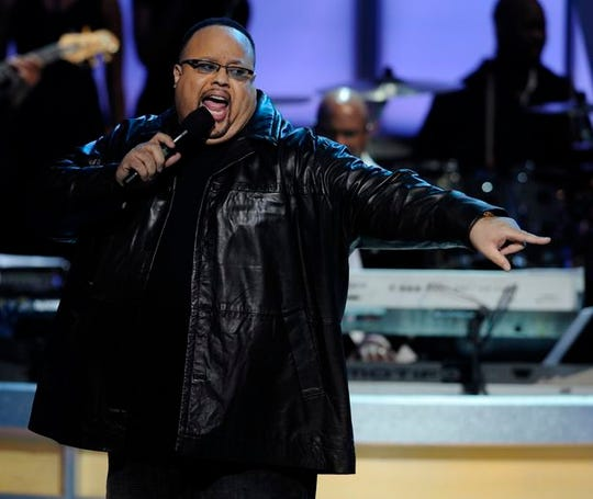 Gospel singer Fred Hammond  brings the message to FAMU on Sunday.