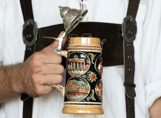 Oktoberfest on 2nd Street is Saturday at Sailfish Brewery Company in Fort Pierce.