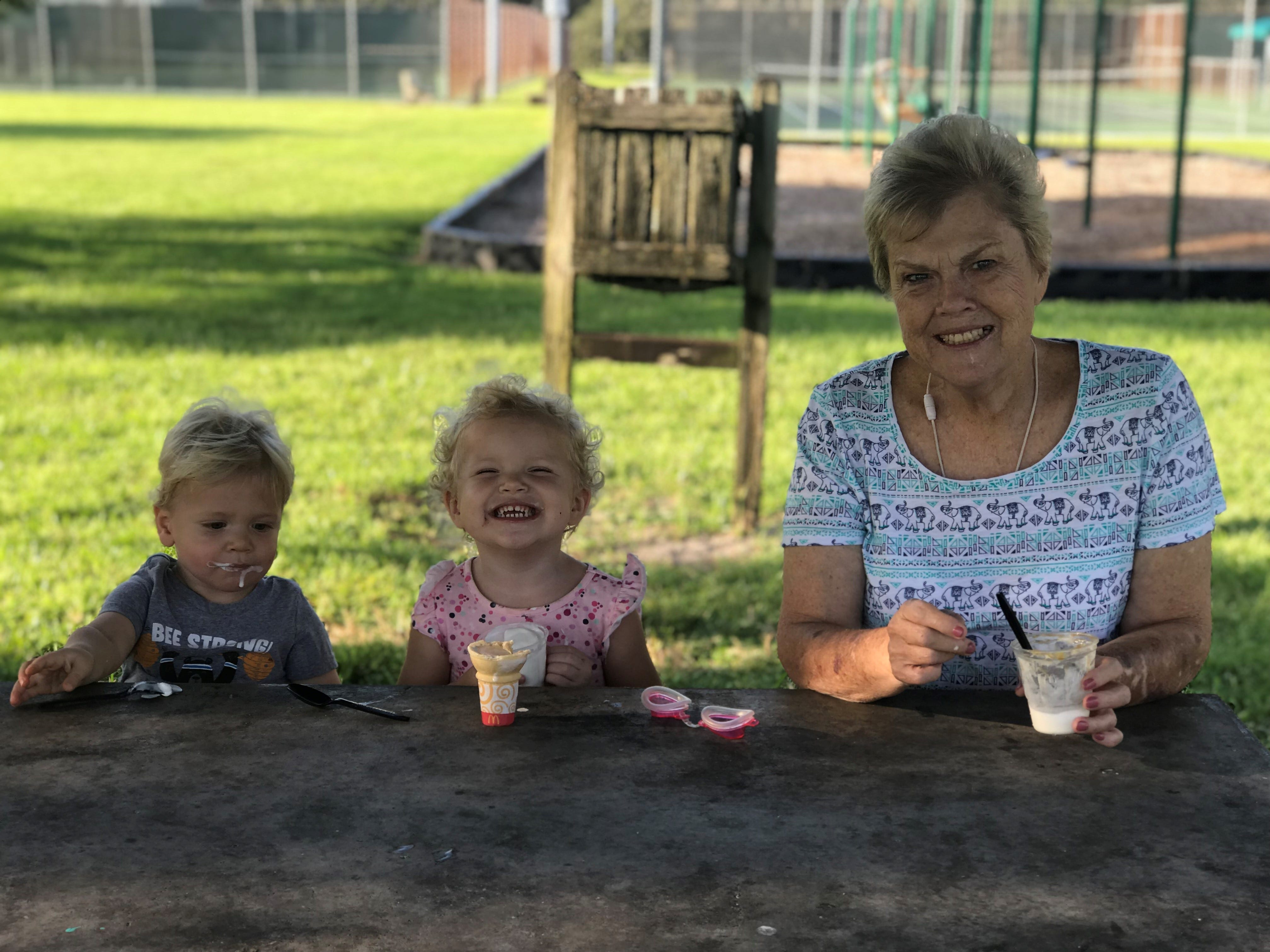 Susan Roberson, 69, died Sept. 28 in a crash on Oslo Road in Indian River County. She had four children and nine grandchildren.