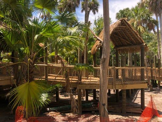Bamboo Village Huts
