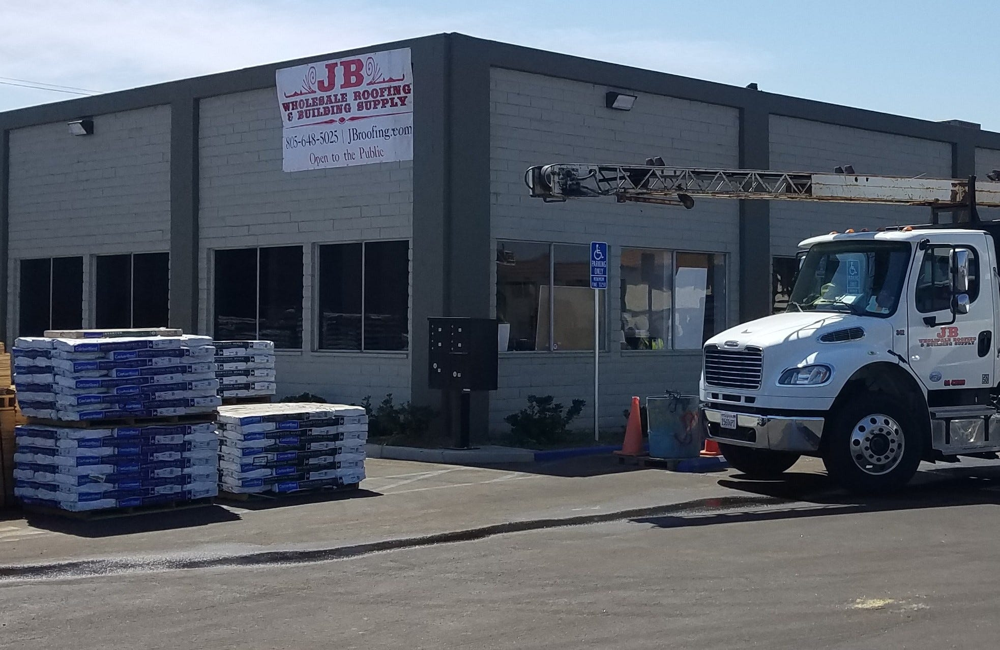 Jb Wholesale Roofing And Building Supplies Moves