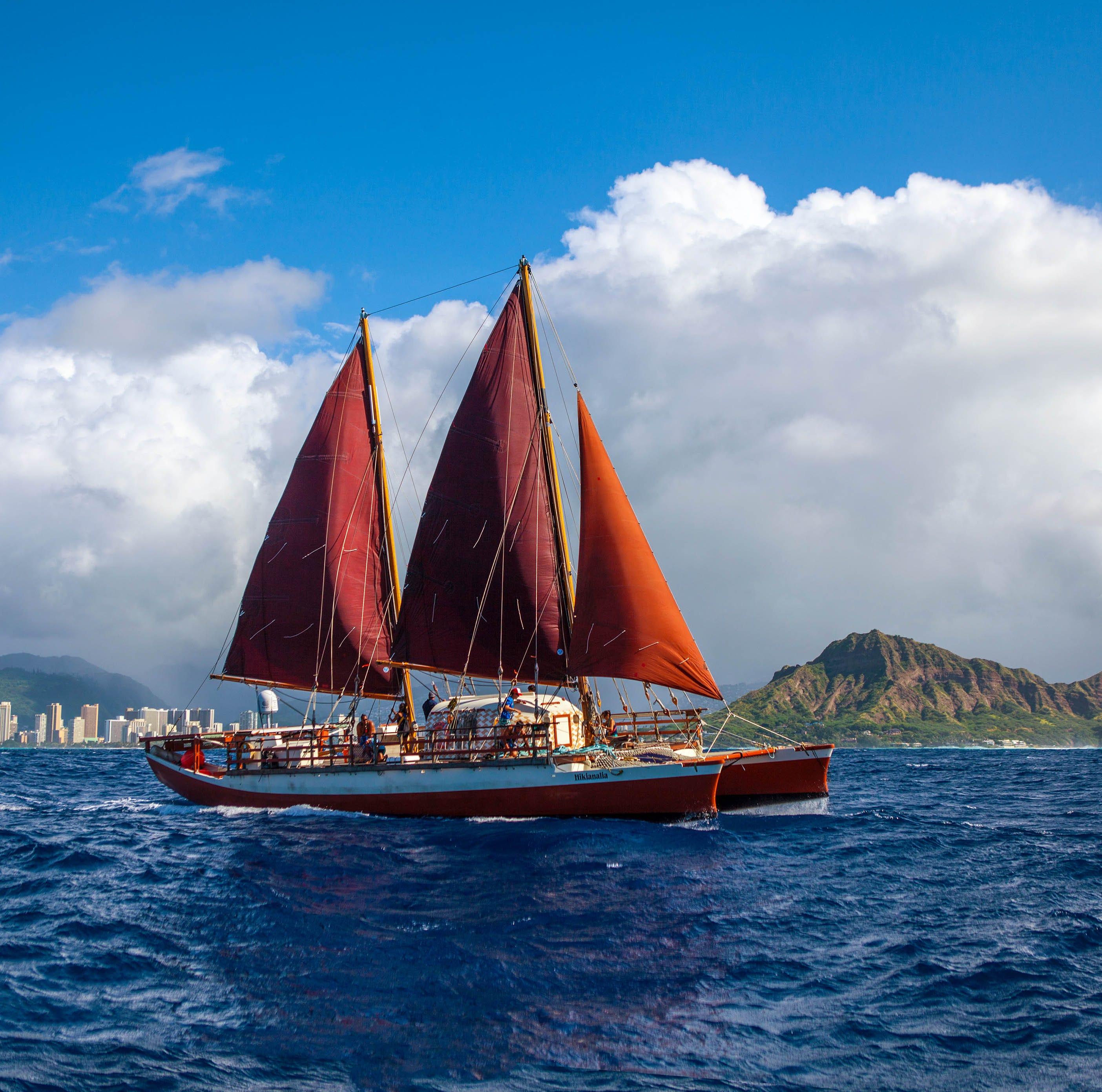 Why a Polynesian canoe sailed 2,800 miles to dock in Ventura