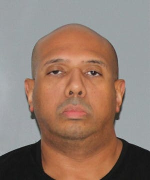 Basilio Lazu of Buena is accused of stealing money from ATMs in four South Jersey counties.